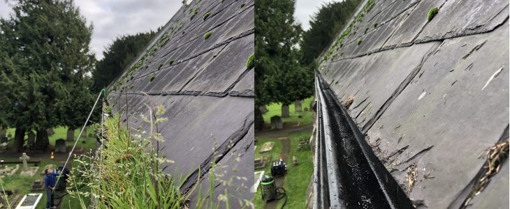 Local gutter cleaners Hornchurch - Upminster - Brentwood - Romford - Harold Wood